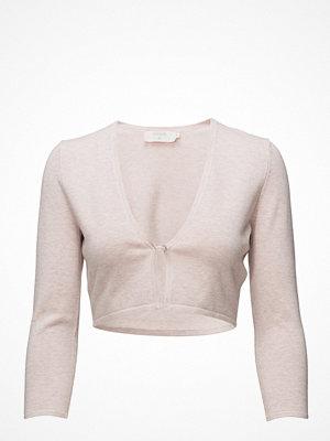 Cream Cana Knit Cardigan