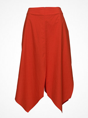 ÁERON Slit Midi Skirt