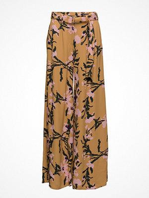 Marimekko byxor med tryck Lici Trousers