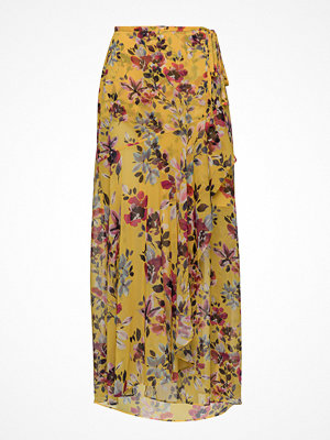 French Connection Linosa Wrapover Maxi Skirt