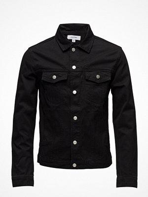 Soulland Nos Shelton  Denim Jacket  - Black