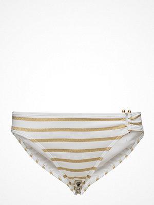 Lauren Ralph Lauren Lurex Stripe Hipster W Logo Plate