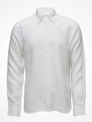 Skjortor - Oscar Jacobson Hubert 3 Slim Shirt Wash
