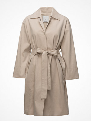 Trenchcoats - Mango Zip Pocket Trench