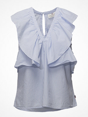 Lexington Clothing Elmira Poplin Top