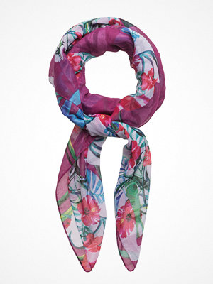 Halsdukar & scarves - Desigual Accessories Foulard Gardenett