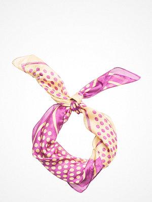Halsdukar & scarves - Mango Gingham Check Printed Scarf