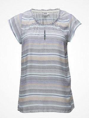 Saint Tropez Waved Stripes P Top