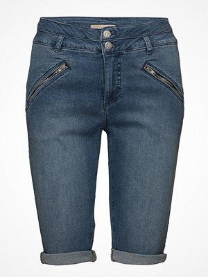 Shorts & kortbyxor - Imitz Shorts-Denim