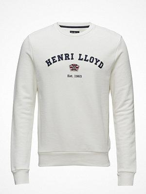 Tröjor & cardigans - Henri Lloyd Kyme Branded Sweat