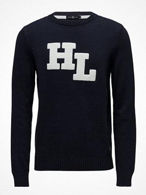 Tröjor & cardigans - Henri Lloyd Berson Branded Regular Crew Neck Knit