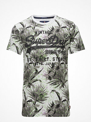 T-shirts - Superdry Shirt Shop Aop Lite Tee