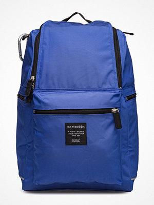 Marimekko blå ryggsäck Buddy