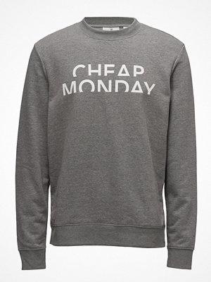 Tröjor & cardigans - Cheap Monday Worth Sweat Spliced Cheap