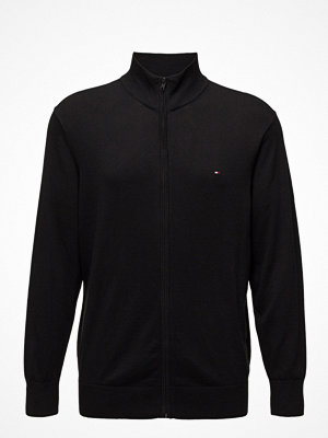 Tröjor & cardigans - Tommy Hilfiger Big & Tall Bt-Cotton Silk Zip T