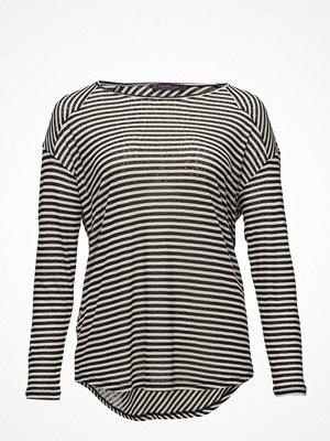 Violeta by Mango Striped T-Shirt