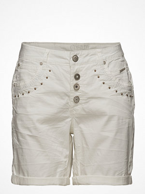 Shorts & kortbyxor - Cream Tilde Shorts- Bailey Fit