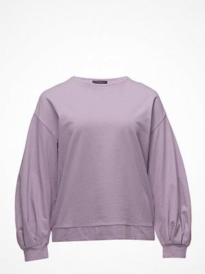Violeta by Mango Puffed Sleeves Sweatshirt