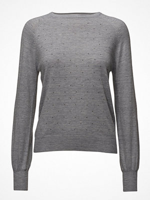 Mango Crystal Detail Sweatshirt
