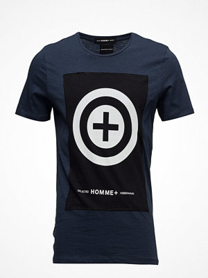 T-shirts - Selected Homme Shxjames Ss O-Neck Tee