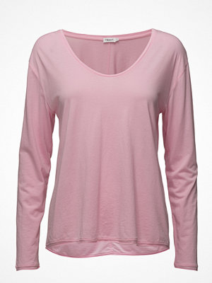 Filippa K Scoop Neck Long Sleeve Top