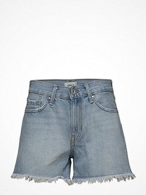 Shorts & kortbyxor - Only Onldivine Reg Shorts Lt Blue Noos