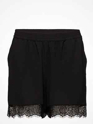 Shorts & kortbyxor - Only Onlaida Lace Solid Shorts Wvn