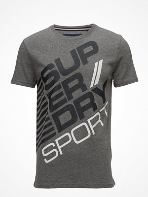T-shirts - Superdry Sports Diagonal Tee