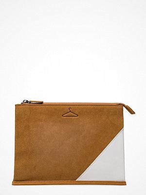 Holzweiler omönstrad kuvertväska Spruce Solid Bag