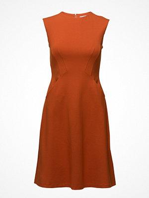 Mango Side Pockets Dress