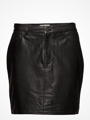 Selected Femme Sfjessie Leather Skirt J
