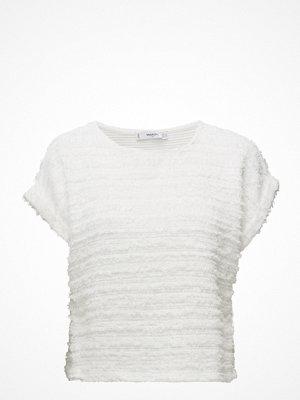 Mango Fringe Cotton T-Shirt
