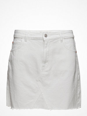 Mango Denim Organic Cotton Skirt