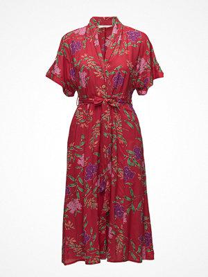 Mango Belt Floral Dress