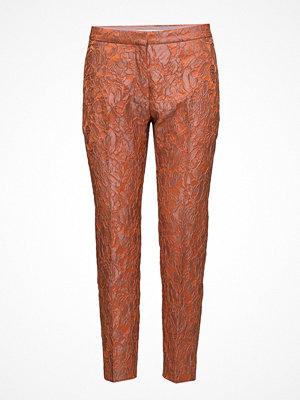 Samsøe & Samsøe mönstrade byxor Cybill Pants 9712