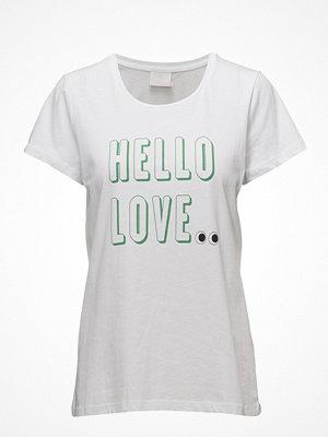 Kaffe Hello T-Shirt