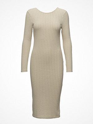Selected Femme Sfeden Ls Rib Dress