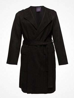 Trenchcoats - Violeta by Mango Suede Effect Trench