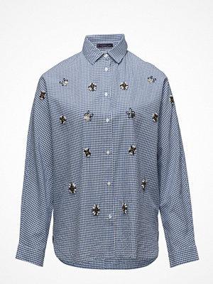 Violeta by Mango Appliqus Check Shirt
