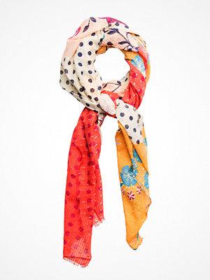 Halsdukar & scarves - Mango Contrasting Print Scarf