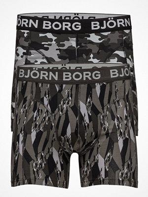 Kalsonger - Björn Borg 2p Shorts Bb Shade S & Bb Super Shade