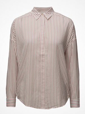 Scotch & Soda Allover Printed Shirt With Dropped Shoulder