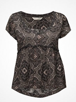 Odd Molly Free Floating S/S Blouse
