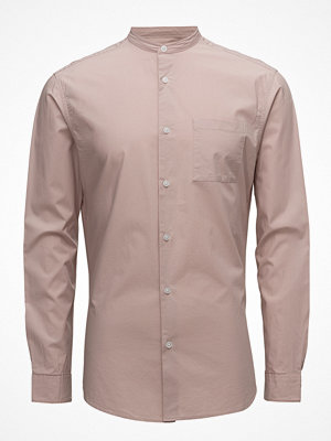 Selected Homme Shdtwocrisp-China Shirt Ls Solid