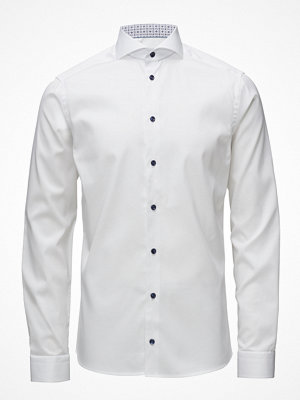 Eton White Shirt - Medallion Details