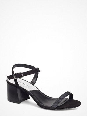Sandaler & sandaletter - J. Lindeberg Block Heel Low Suede