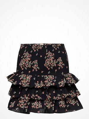 by Ti Mo Cotton Flounce Skirt