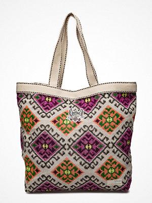 Odd Molly mönstrad shopper All Day Beach Bag
