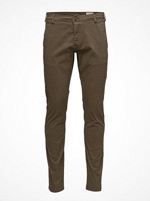 Byxor - Selected Homme Shhoneluca Canteen St Pants Noos