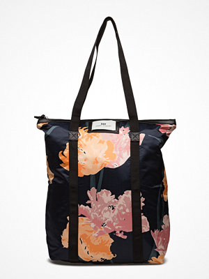 Day Et mönstrad shopper Day Gweneth P Parrot Tote